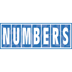 Numbers Noche