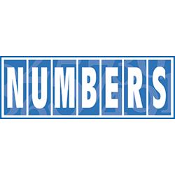Numbers Medio Día